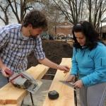 Annapolis Elementary School Garden Work Party
