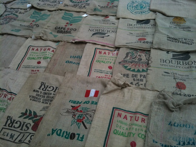 Caffe Pronto Coffee Bags