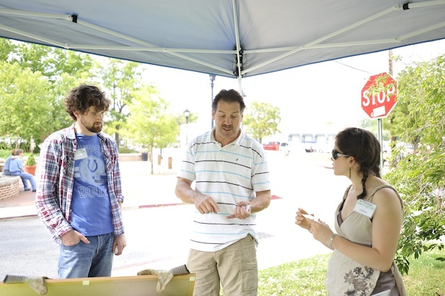 Grow Annapolis Information Tent