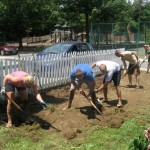 Grow Annapolis City Dock Community Garden Work Party